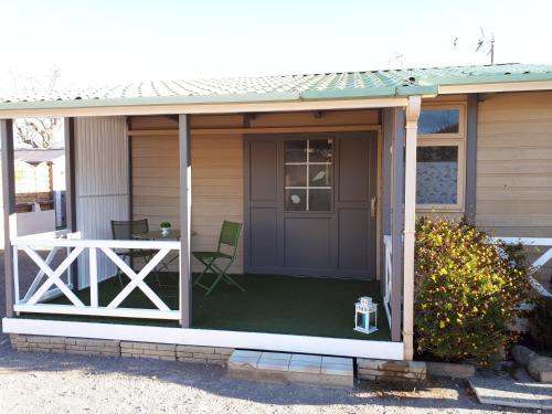 Les Chalets la Plage - Etape Vacances : Guest accommodation near Valras-Plage