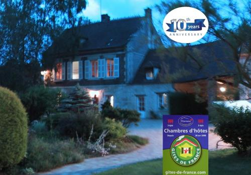 The Water Mill : Bed and Breakfast near Saint-Vaast-de-Longmont
