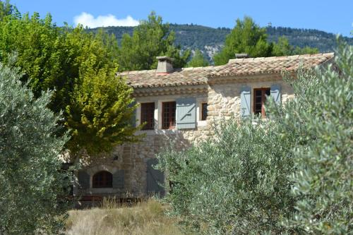 Bastide : Guest accommodation near Ansouis