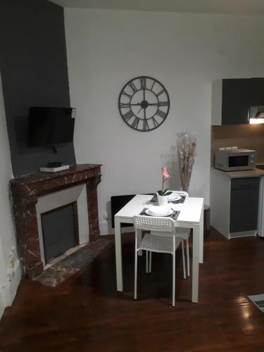 H Appart : Apartment near Beire-le-Fort