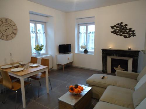 La corderie du Lude : Apartment near Hudimesnil