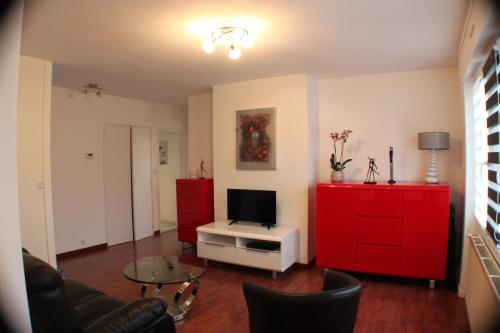 Chez Lolo : Apartment near Somme-Suippe
