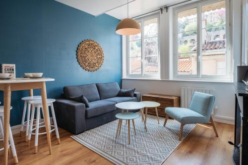 Appartement Elégance - Vieux Lyon : Apartment near Lyon 2e Arrondissement