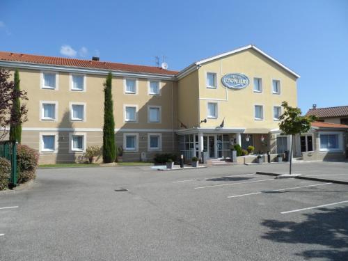 Hotel Lyon Sud, Pierre Benite, St Genis Laval : Hotel near Oullins