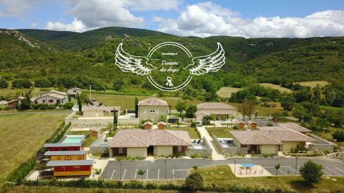 Domaine Des Anges : Guest accommodation near Chandolas