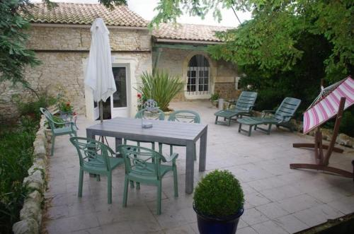 Château Saint-Roch : Bed and Breakfast near Saint-Germain-d'Esteuil