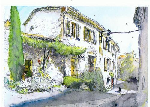 Chez l'Autre : Bed and Breakfast near Saint-Pal-de-Senouire