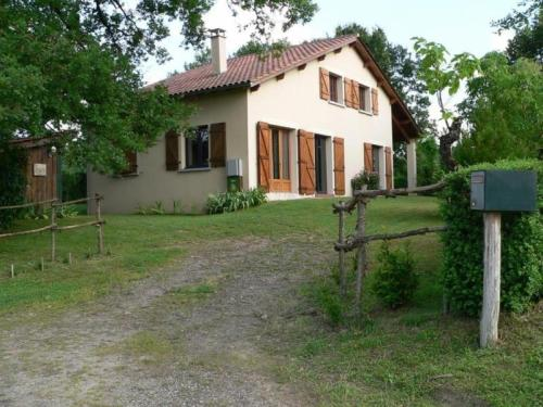 House La chayrie : Guest accommodation near Saint-Maurice-en-Quercy