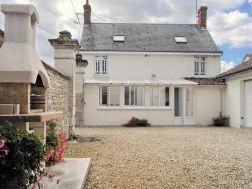 House Au bon accueil : Guest accommodation near Antran