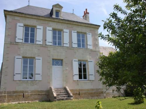 House Domaine de montour : Guest accommodation near Thizay