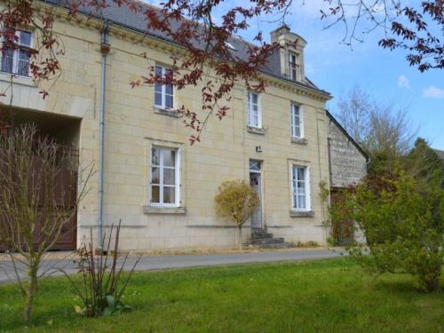 House Coeur en touraine : Guest accommodation near Lerné