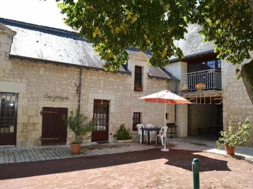 House Le rabelais : Guest accommodation near Chaveignes