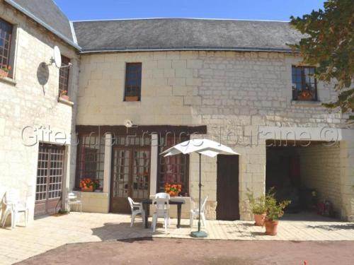 House Le jardin d'hiver : Guest accommodation near Ligré