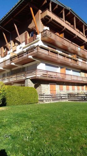 Le Plein Soleil : Apartment near Combloux