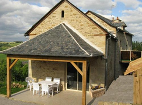 Gîte Ceyrac le Haut : Guest accommodation near Agen-d'Aveyron