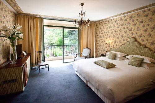 Hotel Restaurant Chavant : Hotel near Notre-Dame-de-Mésage