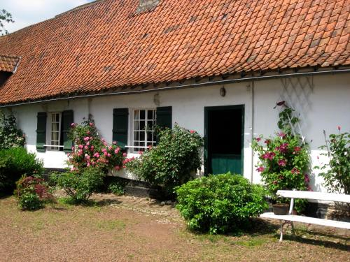 Le Collet Vert : Bed and Breakfast near Hernicourt
