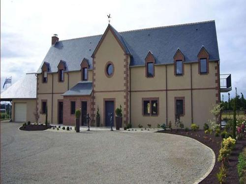 Maison d'hôtes Le Blavon : Bed and Breakfast near Montauban-de-Bretagne