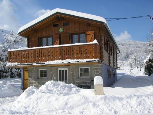 Chalet Chemin du Looch : Guest accommodation near Soultzeren