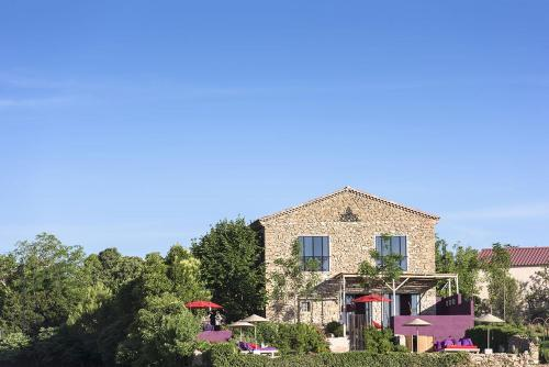 Village Castigno : Hotel near Aigues-Vives