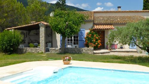 Mas de Monnier : Guest accommodation near Saint-Bauzille-de-Putois