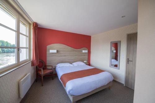 Hotel Hostellerie De La Gabelle : Hotel near Saint-Laurent-du-Mottay