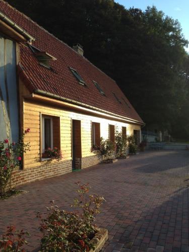 Le Relais des Prés : Guest accommodation near Nesle-Normandeuse