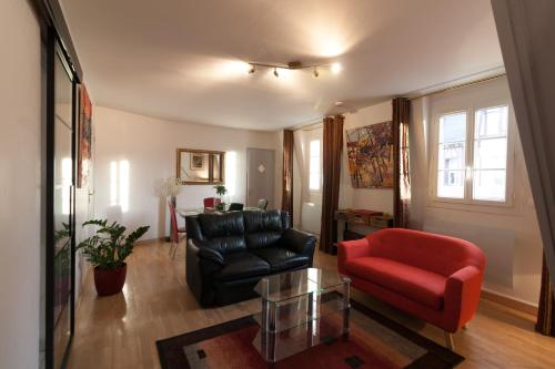 Le Petit Morny : Apartment near Deauville
