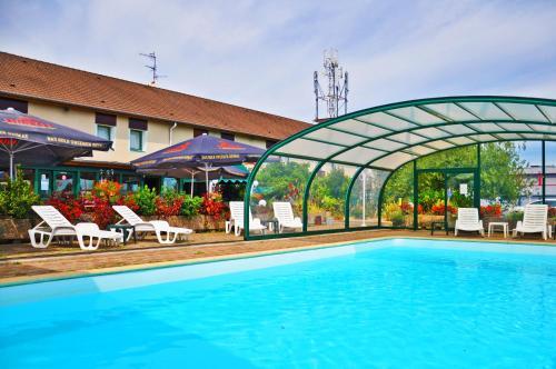 Relais Arc En Ciel : Hotel near Wittelsheim