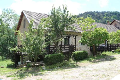 Domaine de Clarat : Guest accommodation near Lalouvesc
