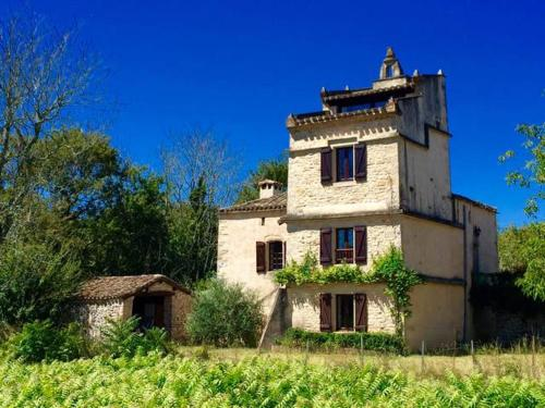 Holiday home Joanny : Guest accommodation near Monteils