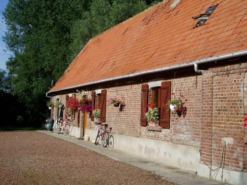 ferme de Méraville : Guest accommodation near Ardres