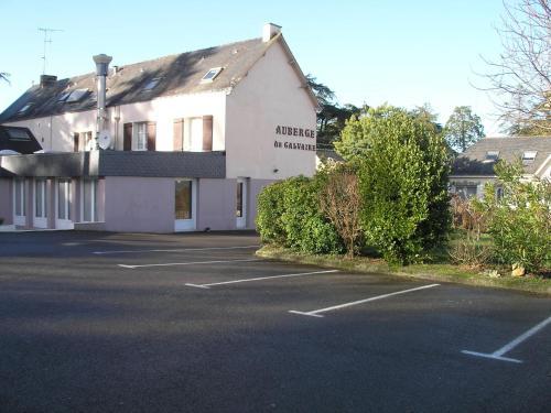 Auberge du Calvaire : Hotel near Drefféac