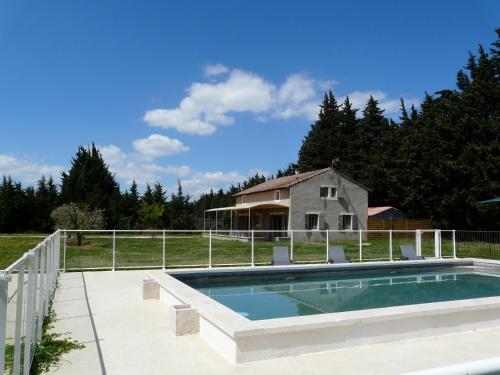 Ferriero : Guest accommodation near Fontvieille