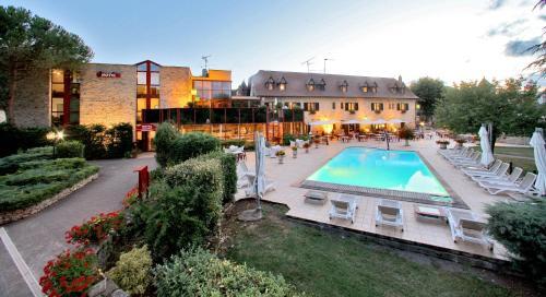 Logis Auberge La Diege : Hotel near Felzins