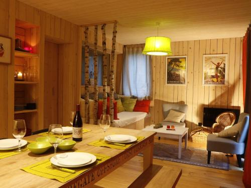 Gite Basse Correo : Guest accommodation near Valserres