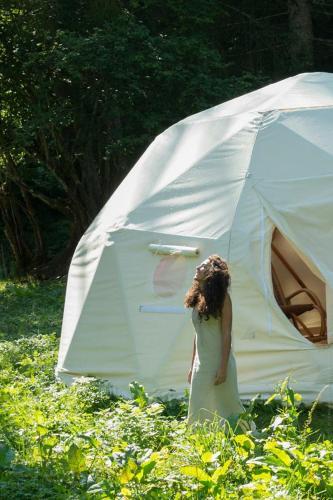 Sweetdome : Guest accommodation near Clarafond-Arcine