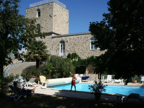 Chateau Annonay : Guest accommodation near Champagne