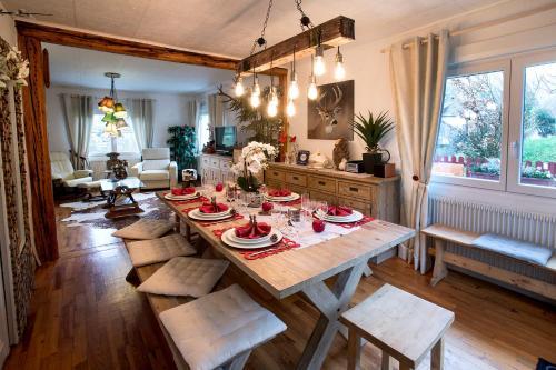 Gite Chez Mimie : Guest accommodation near Soultzeren