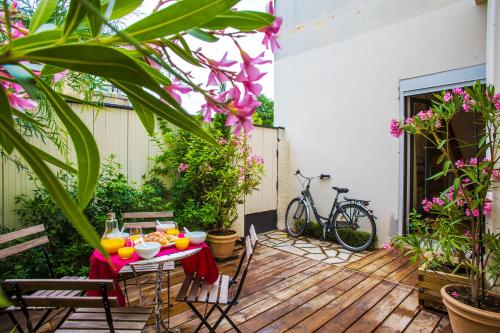 le cosy : Apartment near Le Bouscat