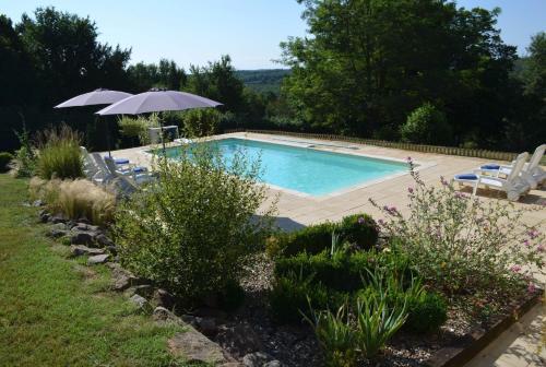 Villa La Jaumerie : Guest accommodation near Église-Neuve-de-Vergt