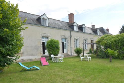 Aurore de Beaufort : Bed and Breakfast near Saint-Martin-le-Beau