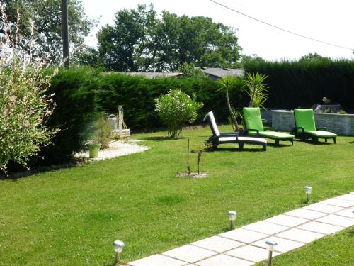 Chambre Bel Air : Guest accommodation near Geaune