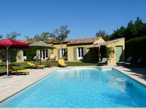 Baguie Roso : Guest accommodation near Mouriès