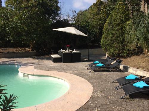 Villa La Campagna : Guest accommodation near Mougins
