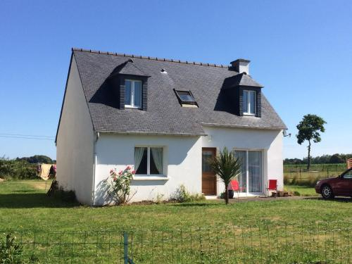 Maison Blanc : Guest accommodation near La Chapelle-Blanche