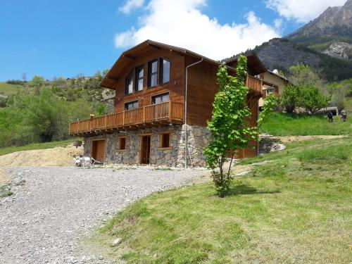 Chalet : Guest accommodation near Les Orres