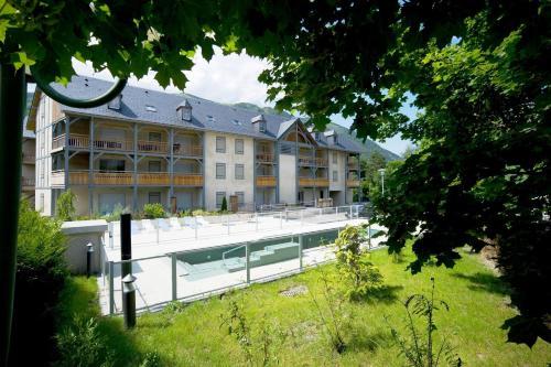 Résidence Clos St-Hilaire : Apartment near Grailhen