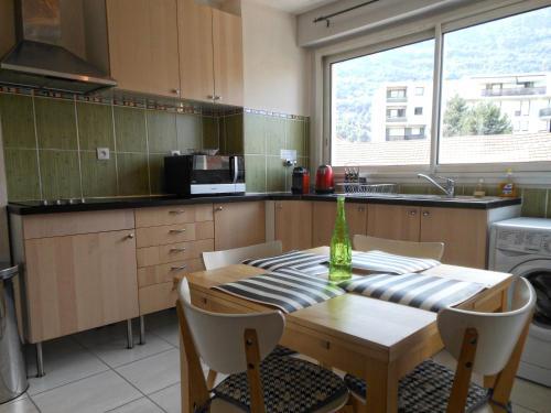 Appartements RESIDILAVERDE Ile Verte : Apartment near La Tronche