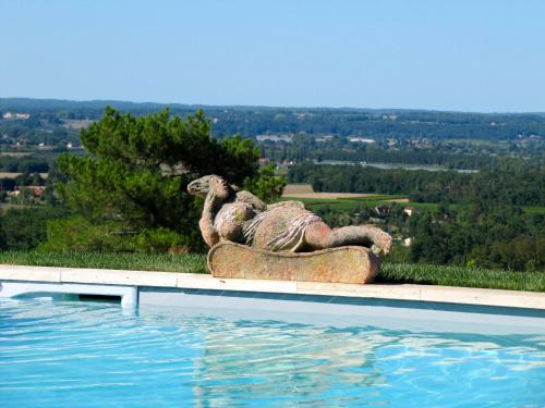 Au fil des Vignes : Guest accommodation near Monestier